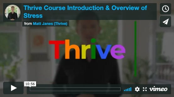thrive introduction