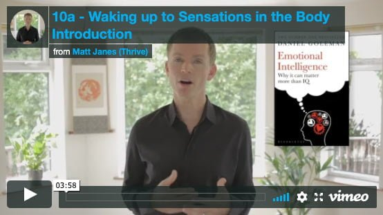 Introduction to Waking Up to Sensations in the Body