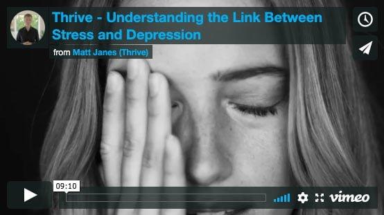 Understanding the Link between Stress & Depression
