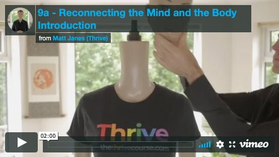 Introduction to Reconnecting the Mind and Body