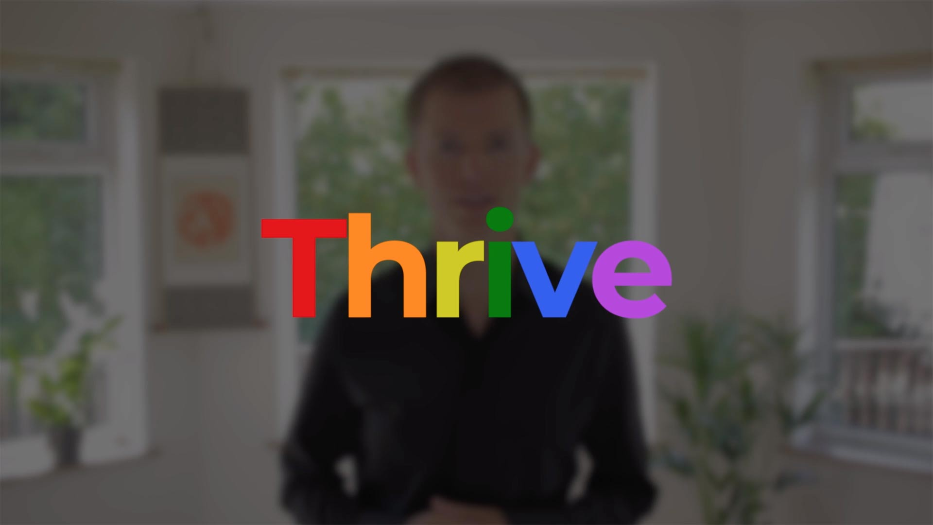 thrive course full programme content