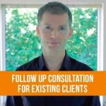 follow up consultation for existing clients of matt janes
