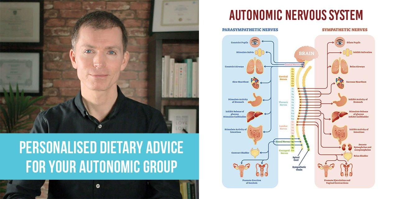personalised dietary advice