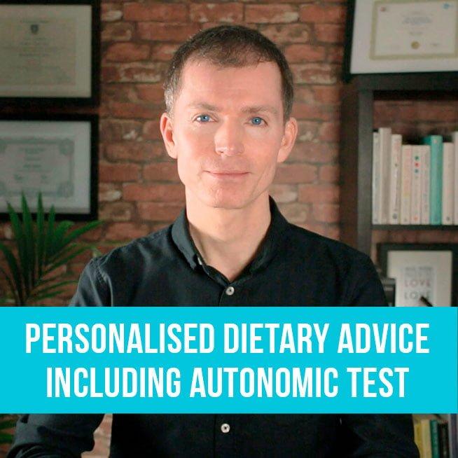 personalised diet plan mental health and wellbeing