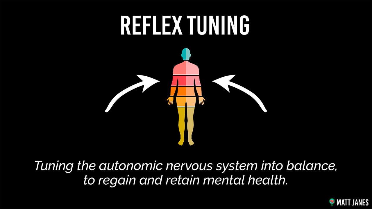 reflex tuning the autonomic nervous system