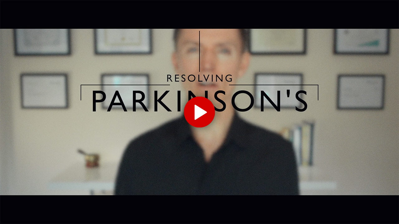 resolving parkinsons disease diet