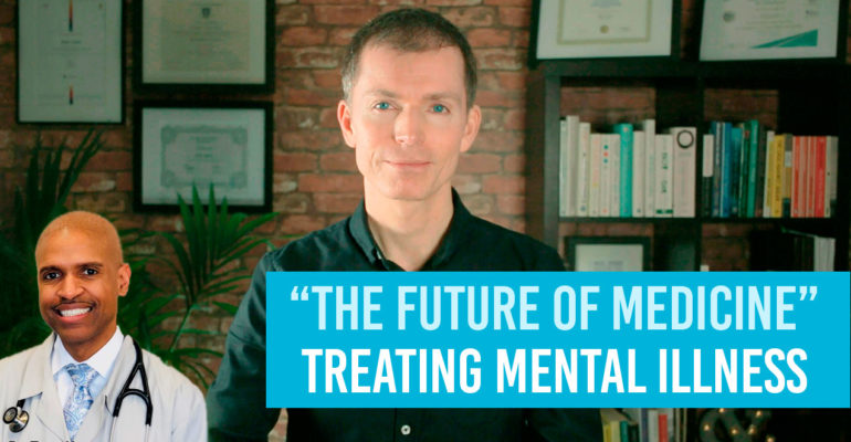treating mental illness without medication