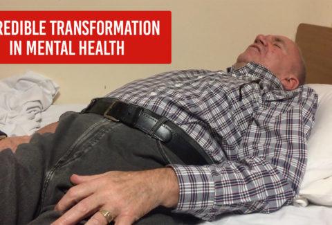 transformation mental health depression hospital
