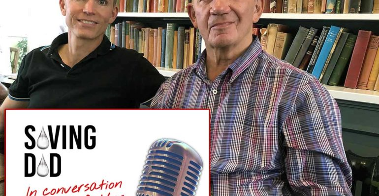 saving dad audiobook in conversation with my father audible