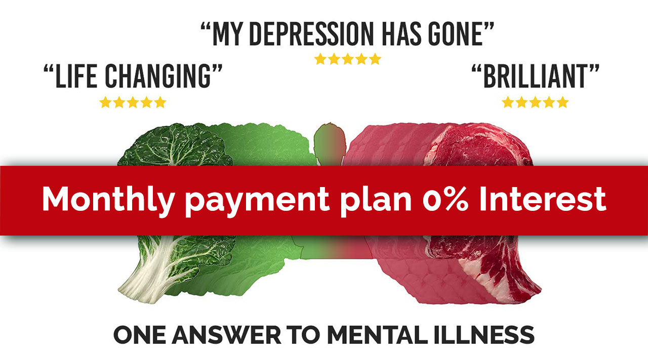 online nutrition course depression anxiety bipolar